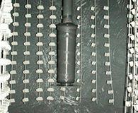 トロリーライン フェアリングターボディスク