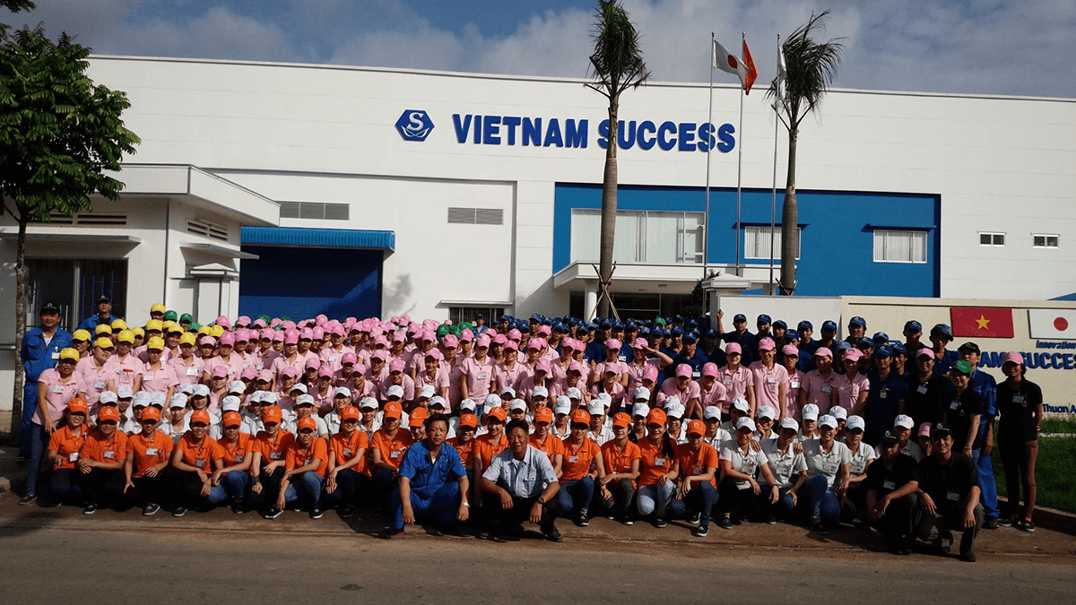 VIETNAM SUCCESS CO.,LTD